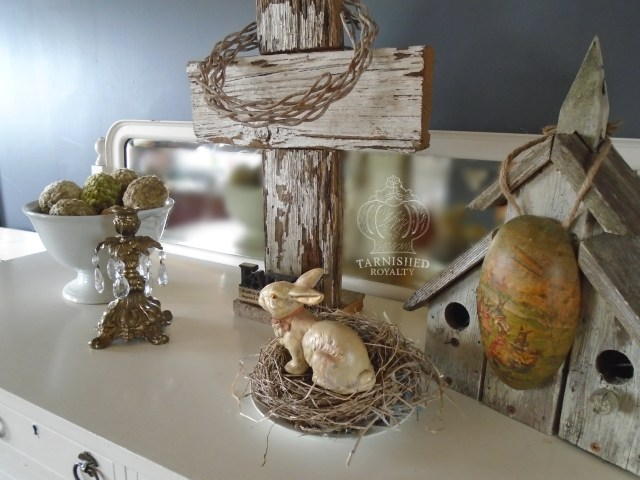 spring-Easter_2015_buffet_cross_bunny_birdhouse
